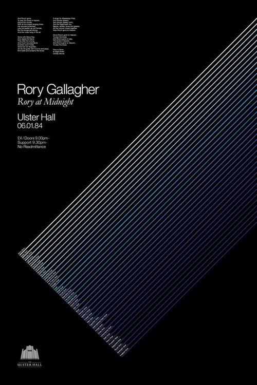 Hurson-Rory Gallagher Poster