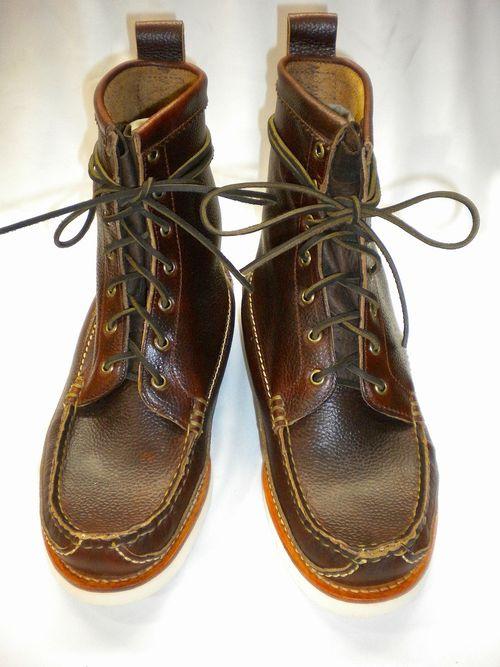 The Bureau Boots 1